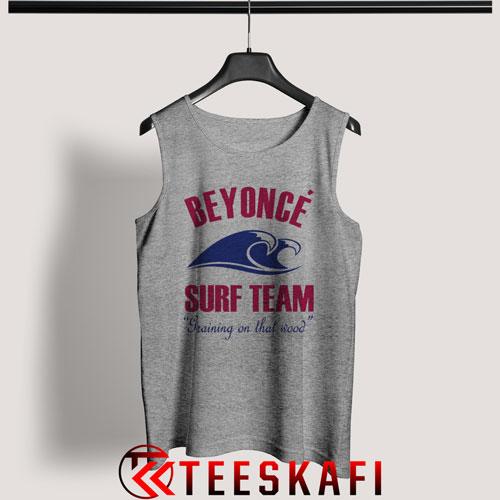 Tank Top Beyonce Surf Team [TW]