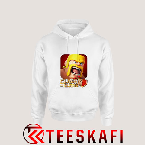Hoodies Clash Of Clans Barbarian War