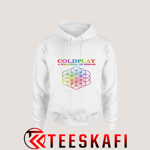 Hoodies Coldplay A Head Full of Dreams