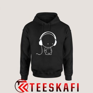 Hoodies Cute Music Headphones [TB]