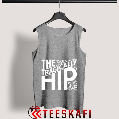 Tank Top The Tragically Hip Logo 2