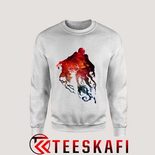 Sweatshirt Expecto Patronum [TC]