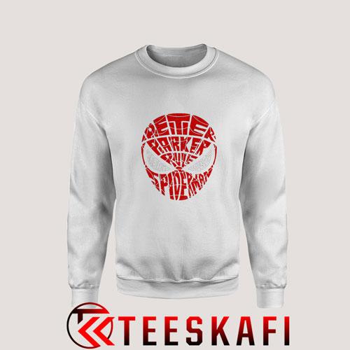 Sweatshirt Spiderman Geek [TB]