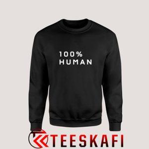 100% Human