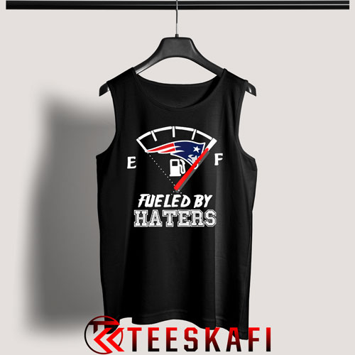Tank Top Patriots Fueled by Haters