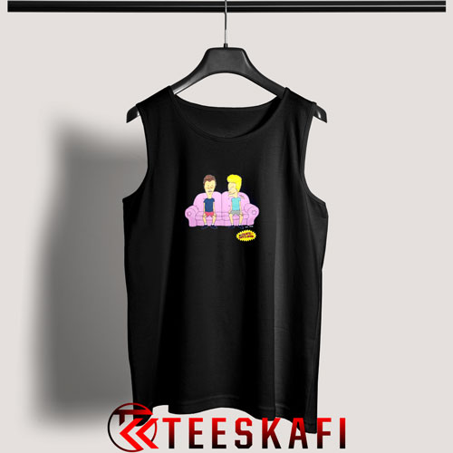 Tank Top Beavis and Butthead 90s Retro