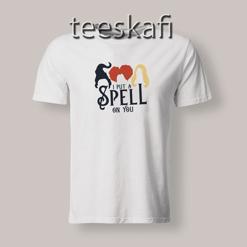 Tshirt I Put A Spell On You Unisex