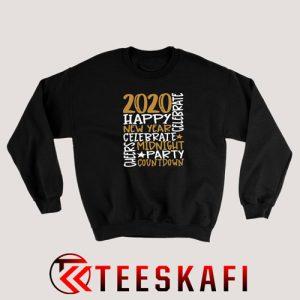 Sweatshirt 2020 New Years Eve