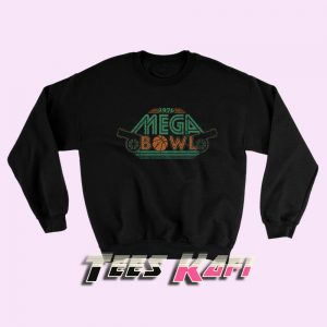 Sweatshirt 1976 Mega Bowl