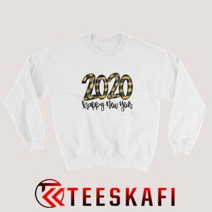 Sweatshirt 2020 Happy New Year
