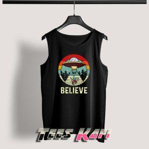 Alien Believe Tank Top