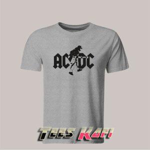 AC-DC Soldier Tshirts