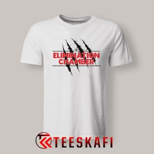 Elimination Chamber Scratch Tshirts For Mens and Womens